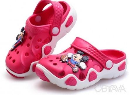 Kids' Crocs  Для мальчиков и девочек. Размер: 33-34.  Стелька от края до края. Днепр, Днепропетровская область. фото 3