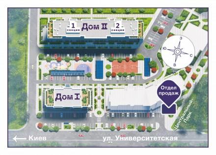 Кращий комплекс Ірпеня, в оточенні зелених насаджень. Квартира з другому будинку. Ирпень, Киевская область. фото 4