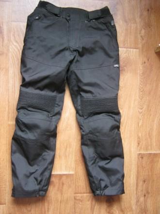 Текстильные мото штаны IXS в идеальном состоянии.. Сумы. фото 1
