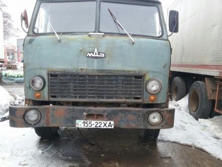 Продажа МАЗ 5334. Харьков. фото 1