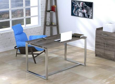 Характеристики стола Q-135 Без царги Производитель:Loft design Тип:Стол пись. Днепр, Днепропетровская область. фото 4