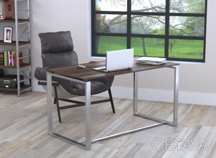 Характеристики стола Q-135 Без царги Производитель:Loft design Тип:Стол пись. Днепр, Днепропетровская область. фото 1