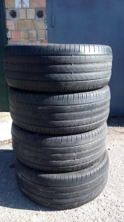 Летние шины 255/60 R17 Pirelli SCORPION verde. Комплект.. Киев. фото 1