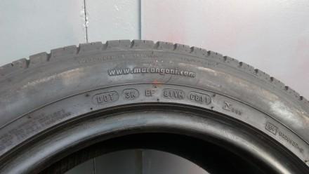Летняя шина 195/60 R15 Marangoni Verso. Протектор шины составляет 3,5 мм и 3,8 м. Киев, Киевская область. фото 4