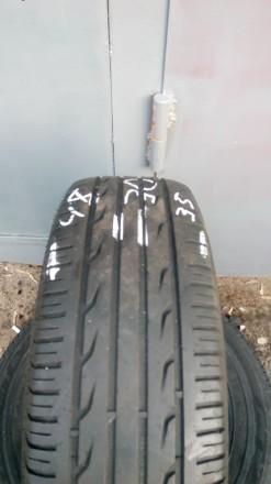 Летняя шина 195/60 R15 Marangoni Verso. Протектор шины составляет 3,5 мм и 3,8 м. Киев, Киевская область. фото 2