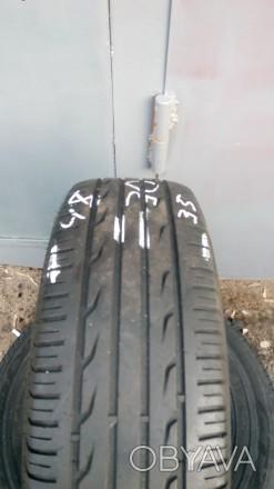 Летняя шина 195/60 R15 Marangoni Verso. Протектор шины составляет 3,5 мм и 3,8 м. Киев, Киевская область. фото 1
