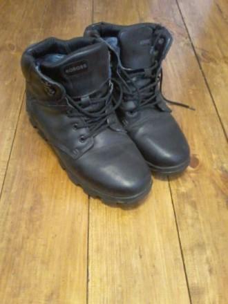 Ботинки с хорошем состоянии, не промокают, размер по стельке 27см. Киев, Киевская область. фото 2