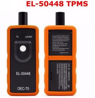 Активатор датчиків тиску в шинах EL-50448. Львов. фото 1