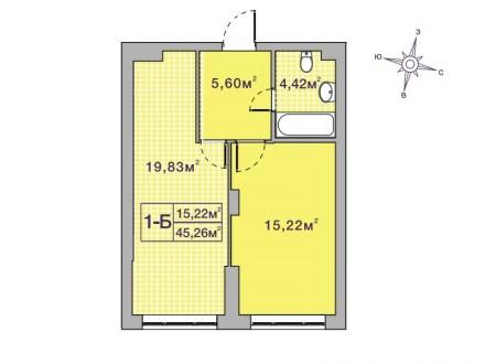 Кращий комплекс Ірпеня, в оточенні зелених насаджень. Квартира в другому будинку. Ірпінь, Киевская область. фото 2