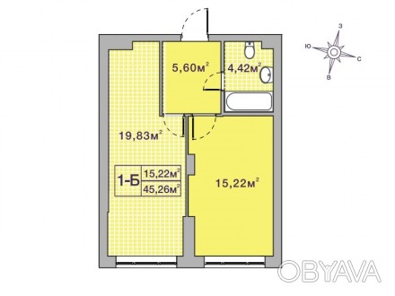 Кращий комплекс Ірпеня, в оточенні зелених насаджень. Квартира в другому будинку. Ірпінь, Киевская область. фото 1