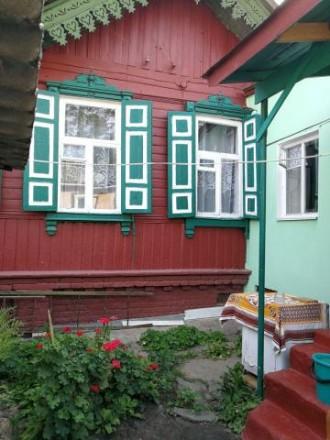 Часть дома в р-не Елецкого монастыря. Чернигов. фото 1
