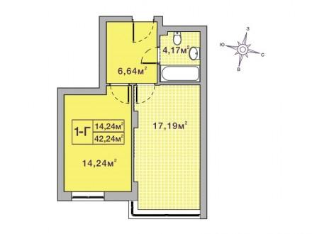 Кращий комплекс Ірпеня, в оточенні зелених насаджень. Квартира в другому будинку. Ирпень, Киевская область. фото 5