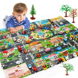 Дитячий ігровий коврик. Киев. фото 1