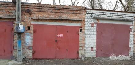 Капитальный гараж АК 30 в районе Нефтебазы.. Чернигов. фото 1