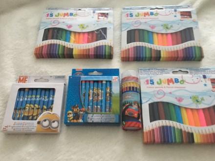 Цветные карандаши. Сумы. фото 1