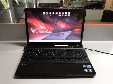 Ноутбук Sony Vaio 71212M. Калуш. фото 1