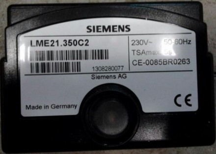 Автомат горения Siemens LME 21.330C2. Днепр. фото 1