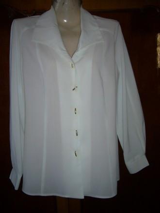 Блуза белая - реглан 35грн. Николаев. фото 1