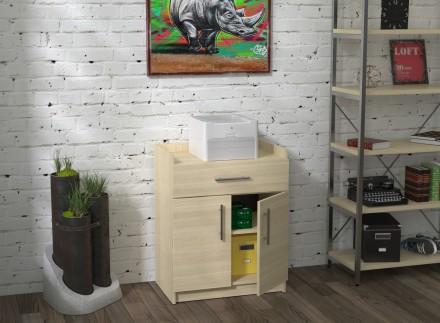 Характеристики тумбы под принтер L-640 Loft Design Производитель:Loft Design . Днепр, Днепропетровская область. фото 4