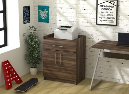 Характеристики тумбы под принтер L-640 Loft Design Производитель:Loft Design . Днепр, Днепропетровская область. фото 3