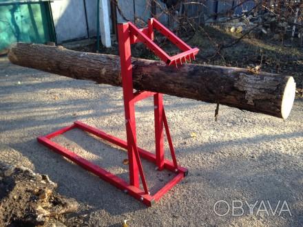 Козел для распиловки дров