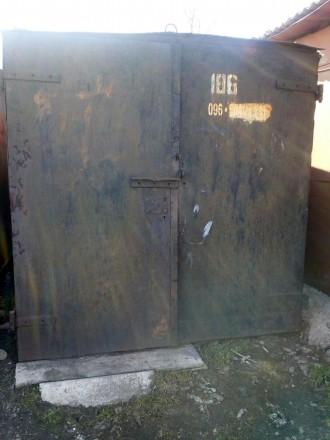 Продается металлический гараж Кривой Рог, Терновской р-н. Кривий Ріг. фото 1