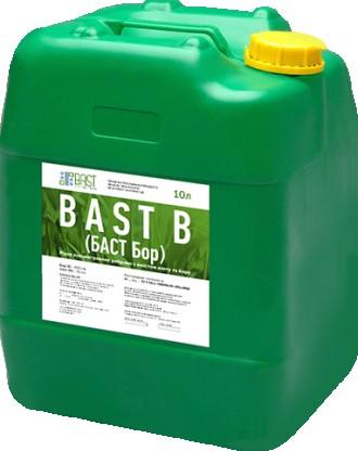 Удобрения Bast листовая подкормка бор,цинк,медь,молибден,марганец,железо. Запорожье. фото 1