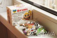 Магнитная кукла-конструктор на холодильник или магнитную доску. Набор из 22 дета. Киев, Киевская область. фото 3
