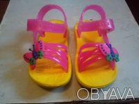 Детские сандали на пене ― самая удобная и легкая детская обувь на каждый день до. Хмельницкий, Хмельницкая область. фото 3