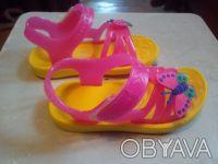 Детские сандали на пене ― самая удобная и легкая детская обувь на каждый день до. Хмельницкий, Хмельницкая область. фото 4