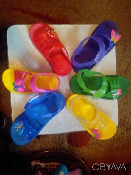 Детские сандали на пене ― самая удобная и легкая детская обувь на каждый день до. Хмельницкий, Хмельницкая область. фото 1