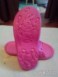 Детские летние сланцы - самая удобная и легкая детская обувь на каждый день дома. Хмельницкий, Хмельницкая область. фото 4