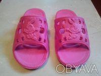 Детские летние сланцы - самая удобная и легкая детская обувь на каждый день дома. Хмельницкий, Хмельницкая область. фото 3