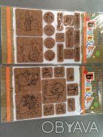 """Набор эпоскидных наклеек """"Наша малышка"""" наклейки объемные для скрапбукинга и ка. Киев, Киевская область. фото 10"""