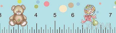 Декоративный бумажный скотч Забава от Скрапберриз  - Kidfs Fun , ширина 15 мм, д. Киев, Киевская область. фото 1