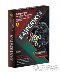 ПРОДАМ Kaspersky Internet Security Special Ferrari Edition. Киев. фото 1