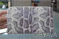 Кошелёк Furla snakeskin Clutch wallet , оригинал. Одесса. фото 1