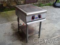 Продам профессиональную электрическую плиту бу. Киев. фото 1