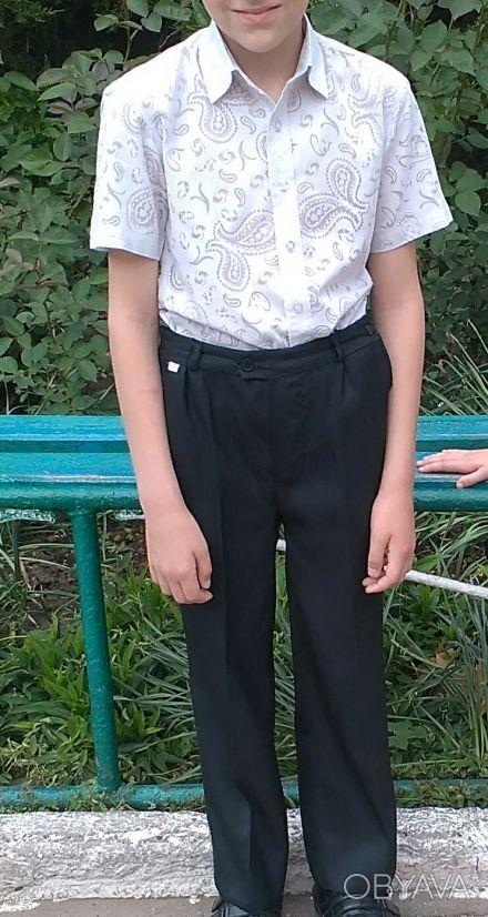Шведка белая нарядная в хорошем состоянии. Без изъянов и дефектов. Носилась очен. Кривой Рог, Днепропетровская область. фото 1