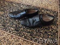 туфли черные размер 40 кожа. Киев. фото 1