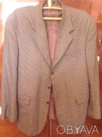Продам б/у мужской итальянский пиджак. Харьков. фото 1