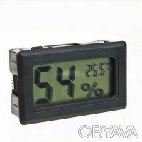 Гигрометр электронный цифровой. Киев. фото 1