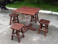 Комплект мебель для кафе, баров б/у. Киев. фото 1