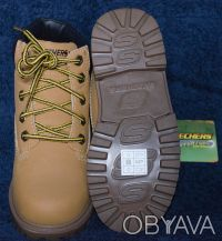 Брендовые  демисезонные ботинки Skechers , оригинал, привезены из Америки   .Ра. Киев, Киевская область. фото 6