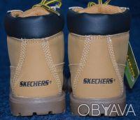 Брендовые  демисезонные ботинки Skechers , оригинал, привезены из Америки   .Ра. Киев, Киевская область. фото 5