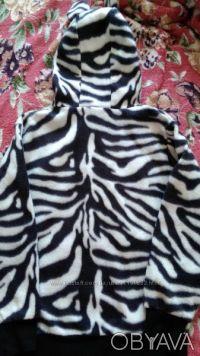 Продаю прикольную пайту-зебру можно носить как мальчику так и девочке в отличном. Киев, Киевская область. фото 5