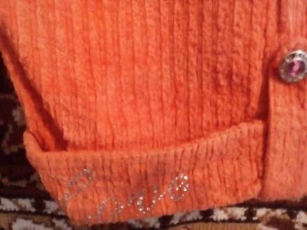 Брюки на девочку 10-12 лет,вельветовые,вв очень хорошем состоянии.ПОТ-37 см,ПОБ-. Вишгород, Київська область. фото 8