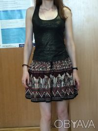 Продам юбку плюс майка в подарок. Киев. фото 1