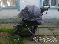 ПРодаю коляску Джоби в нормальном состоянии.после одного ребенка.все рабочее.. Новомосковск, Днепропетровская область. фото 3