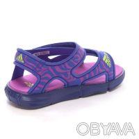 Детские сандалии Adidas Zump C Kids.  Сколько самых разных игр можно придумать . Киев, Киевская область. фото 3
